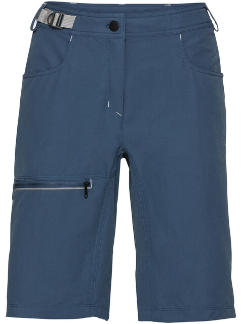 VAUDE W's Tekoa Shorts fjord blue